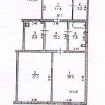 Изображение со страницы: 2 к. кв. 80.6 м2-4
