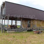 Изображение со страницы: Дом 80 м² с участком 2000-4