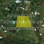 Изображение со страницы: Земельный участок в д. Деменское 1500-3