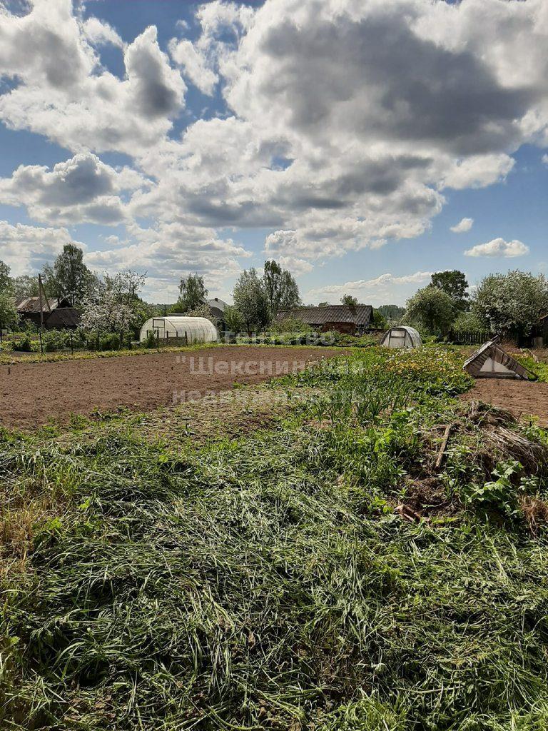 Изображение со страницы: Земельный участок в д. Нифантово ул. Нифантовская 1150