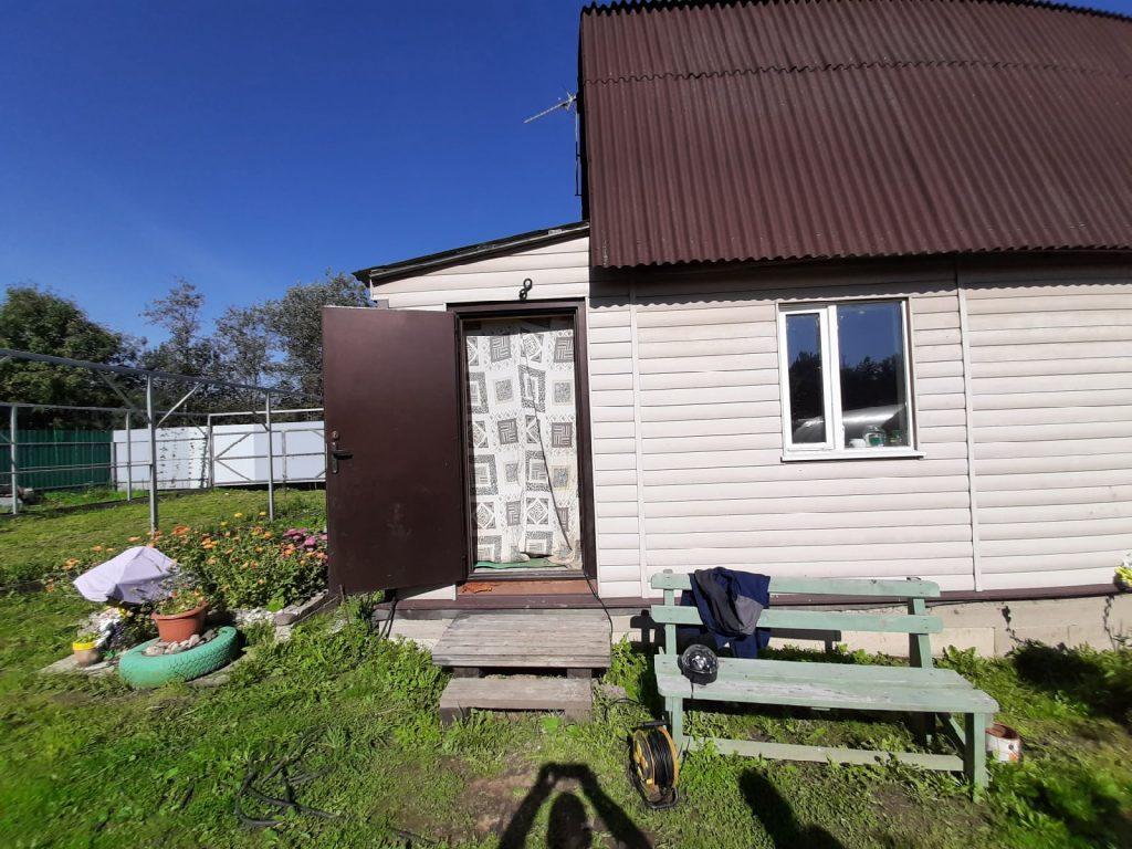 Изображение со страницы: Дом 64.1 м² на участке 12 сот.