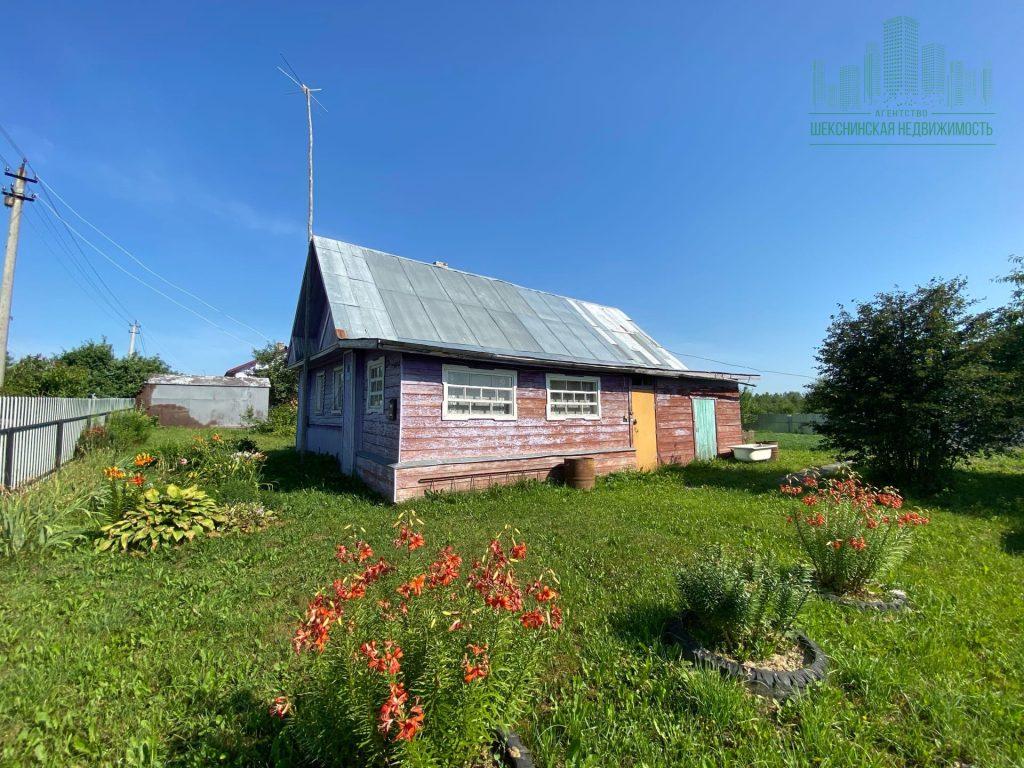 Изображение со страницы: Дом 20.2 м2 и земельный участок 15.5 сот.
